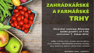 Galerie - Zahrádkářské a farmářské trhy